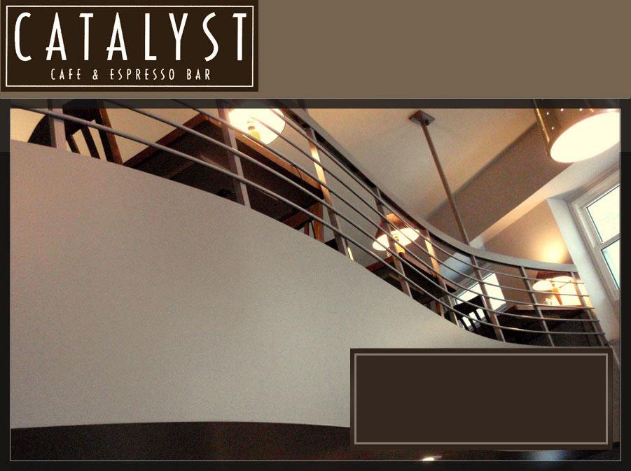 Catalyst Cafe Cafe & Espresso Bar